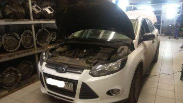 Ford Focus 3 2.0 Powershift 6DCT250 замена TCM